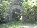 Wehningen Wasserschloss Torbogen IMG 4112 19.jpg