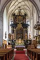 Weißenkirchen Kirche Hochaltar 01.jpg
