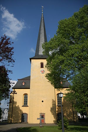 Wenden (Sauerland) - St. Severinus parish church