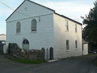 Balwest - Image: Wesleyan Chapel, Balwest geograph.org.uk 233469