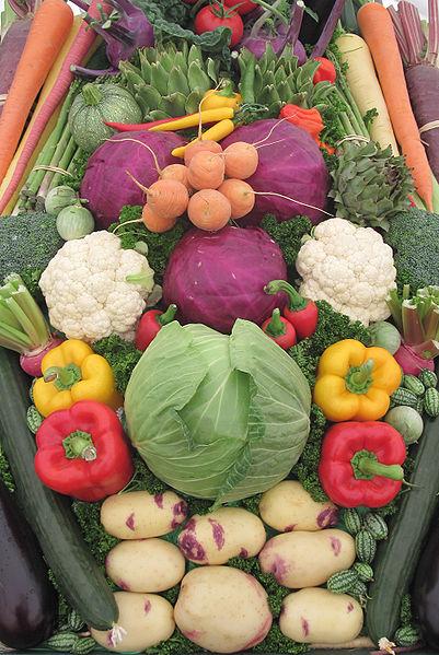 Čerstvá zelenina je veľmi zdravá, ale pred konzumáciou ju treba dôkladne umyť