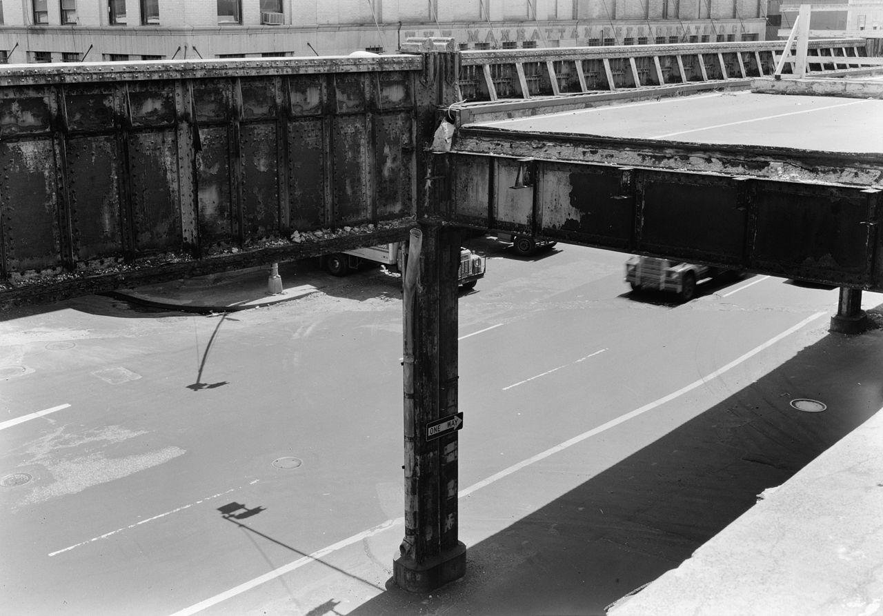 W 230th Street Henry Hudson Parkway ATLAS MAP ORIGINAL 1938 Spuyten Duyvk Bronx New York Harlem River
