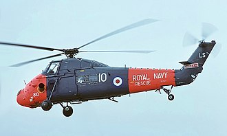 Westland Wessex - A Royal Navy Wessex HU.5