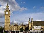 Westminster Sarayı, Birleşik Krallık