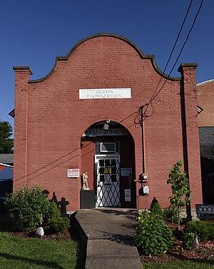 Weston Colored School - Image: Weston Colored School, Weston, West Virginia