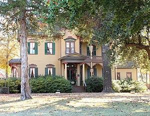 Whitaker–McClendon House - Image: Whitaker Mc Clendon House 1