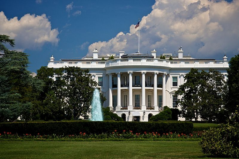 Photo taken from The White House by Zach Rudisin, Aug-17-.2011.