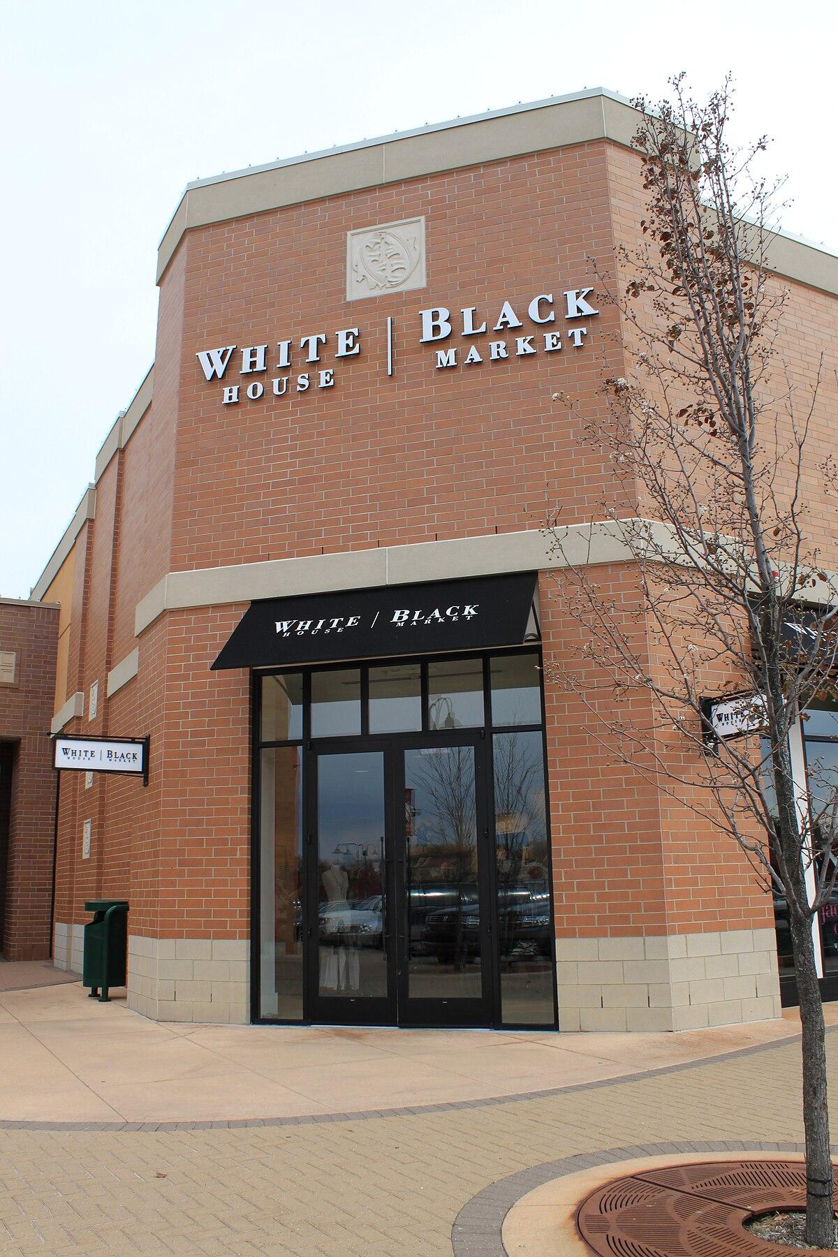 White House Black Market - Wikidata