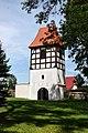 Wieża kościoła pod wezwaniem św. Andrzeja w Ilawie( Sowiny) Szproptawa - panoramio.jpg