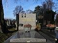 Wien-Simmering - Zentralfriedhof - Grab von Max Hussarek von Heinlein.jpg