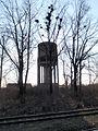 Wieza cisnien w Warce-Water tower in Warka.JPG