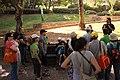 Wiki Loves Monuments 2015 in Israel Tour of Yarkon IMG 7748.JPG