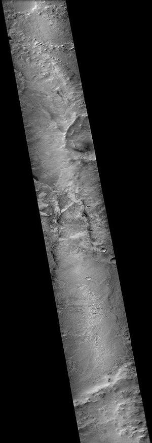 Copernicus (Martian crater) - Image: Wikicopernicus