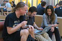 Wikimedia Hackathon 2017 IMG 4731 (34623536692).jpg