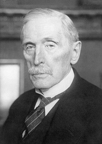 Wilhelm von Bode - Wilhelm von Bode c. 1920