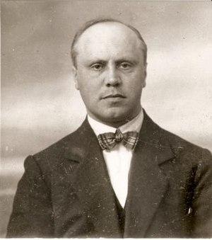 Willem de Mérode - Willem de Mérode (1922)