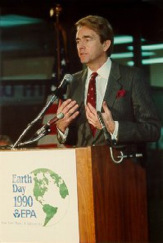 William K. Reilly - Image: William K. Reilly EPA