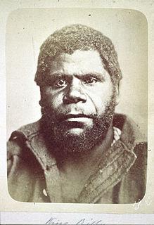 William Lanne Last full blooded aborignal Tasmanian man