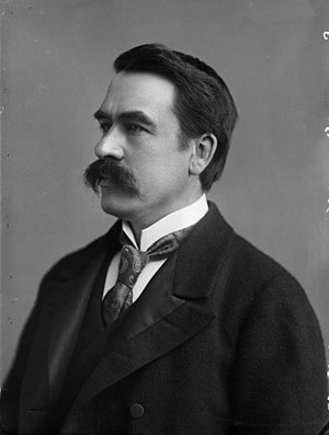 Martin Conway, 1st Baron Conway of Allington - Conway in 1895