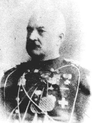 Edward Bancroft Williston - Brevet Brigadier General Edward Williston