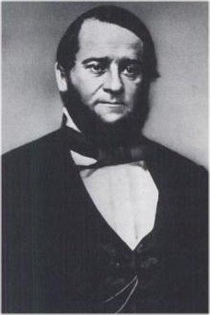 Wilmer McLean - Wilmer McLean, c.1860