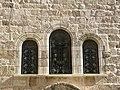 Windows of the Chapel of Saint John, Church of the Holy Sepulchre.jpg