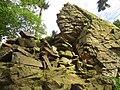 Wittgensteiner Schieferpfad - Felsen am Fredlar 2016.jpg
