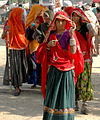 Women in Rajasthani dress.jpg