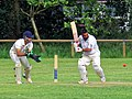 Woodford Green CC v. Hackney Marshes CC at Woodford, East London, England 012.jpg