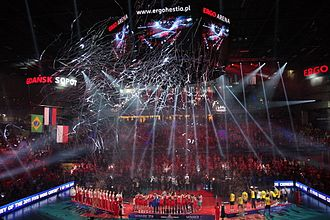FIVB Volleyball World League - Image: World League Final 2011 (5927365279)