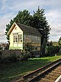 Worstead Station - signal box - geograph.org.uk - 1047356.jpg