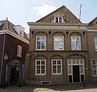 Woudrichem - rijksmonument 39569 - Hoogstraat 46 20120630.jpg