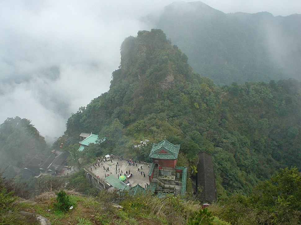 Wudangshan 2003 10