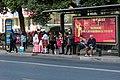 Wulin Square bus stop at E Zhanlan Rd (20191115144154).jpg