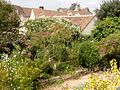 Wy-dit-Joli-Village (95), musée de l'Outil, jardin 7.JPG