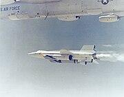 X-15A2 NB-52B 3