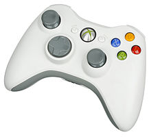 List of xbox 360 accessories wikipedia xbox 360 controllersedit ccuart Gallery