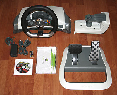 List of Xbox 360 accessories - Wikiwand Xbox Steering Wheel Fuse on