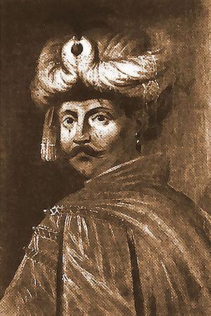 Tymofiy Khmelnytsky - Portrait of Tymofiy Khmelnytsky