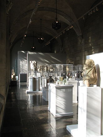 Yale University Art Gallery - Image: YUAG antiquities