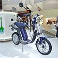 Yamaha EC-03 at the Tokyo Motor Show 2009.JPG