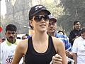 Yana Gupta at Mumbai Marathon 2007 (5).jpg