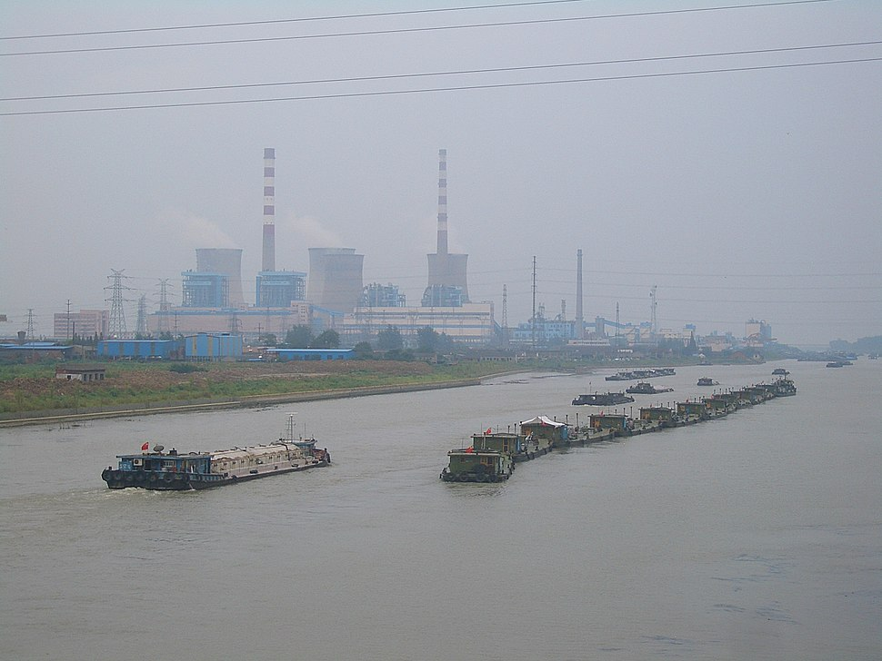 Yangzhou-Modern-Grand-Canal-barge-caravan-3342