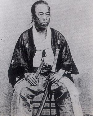 Shinpūren rebellion - The governor of Kumamoto Prefecture, Yasuoka Ryosuke, was a casualty of the Shinpūren Rebellion.