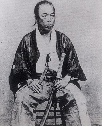 Shinpūren rebellion - The governor of Kumamoto Prefecture, Yasuoka Ryosuke, was a casualty of the Shinpūren Rebellion.
