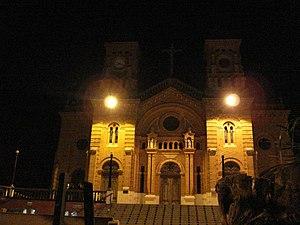 Yolombó - Image: Yolombó iglesia