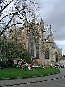 York Minster Simple English Wikipedia The Free Encyclopedia