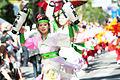 Yosakoi Performers at Kochi Yosakoi Matsuri 2008 26.jpg