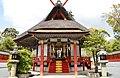 Yoshida-jinja (Kyoto), Daigengu, shaden.jpg