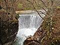 Yubiso River Doai Check Dam Yubuki Falls.jpg